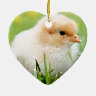 Chick Christmas Ornament