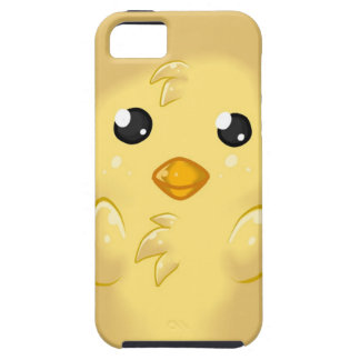 Chick costume iPhone 5 cover