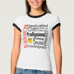 Chick Humour - Nurses Recognition Collage Tees