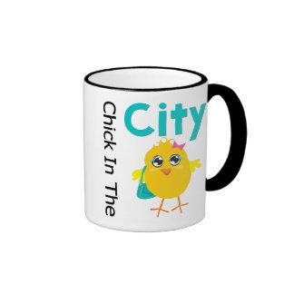 Chick in The City Coffee Mug