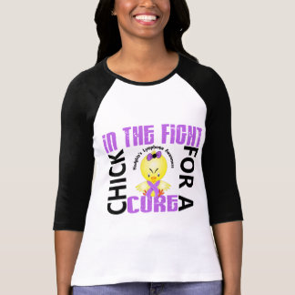 Chick In The Fight Hodgkin's Lymphoma T-Shirt