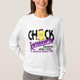 Chick Interrupted 2 Alzheimer's Disease T-Shirt