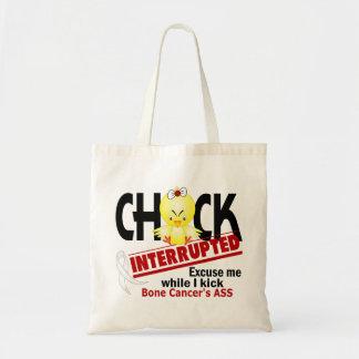 Chick Interrupted 2 Bone Cancer Bag