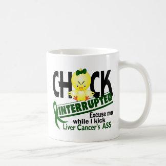 Chick Interrupted 2 Liver Cancer Mugs