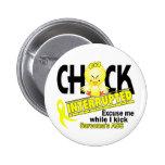 Chick Interrupted 2 Sarcoma 6 Cm Round Badge