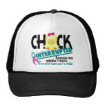 Chick Interrupted 2 Thyroid Cancer Cap
