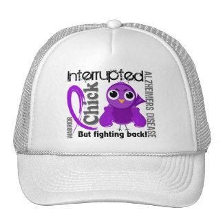 Chick Interrupted 3 Alzheimer's Disease Mesh Hat