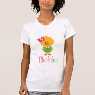 Chick Lits Scoop Neck Tee