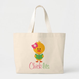 Chick Lits Tote Bag