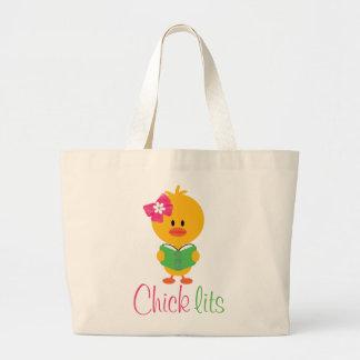 Chick Lits Tote Bag