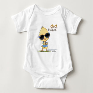 Chick Magnet Baby Bodysuit