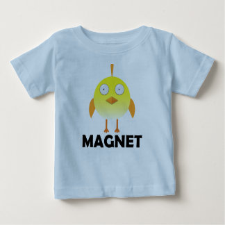 Chick Magnet - Baby Fine Jersey T-Shirt