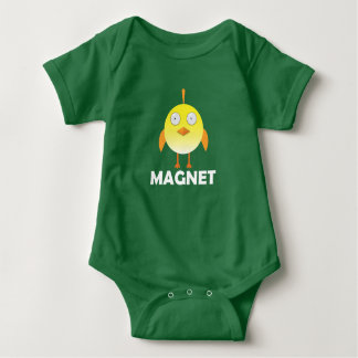 Chick Magnet - Baby Jersey Bodysuit