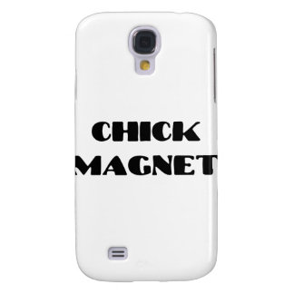 Chick Magnet Samsung Galaxy S4 Cover