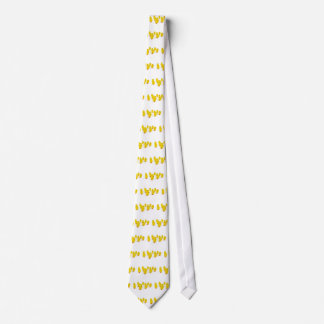 Chick magnet chillin with my peeps funny apparel tie