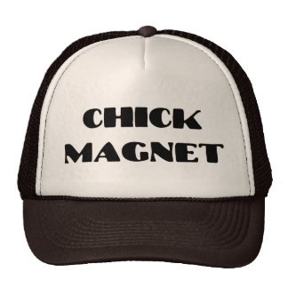 Chick Magnet Mesh Hat
