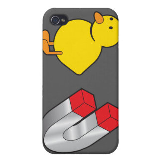 Chick Magnet iPhone 4 Cover