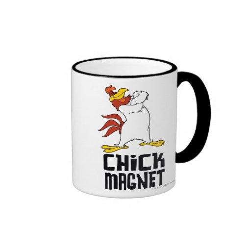 Chick Magnet Mugs