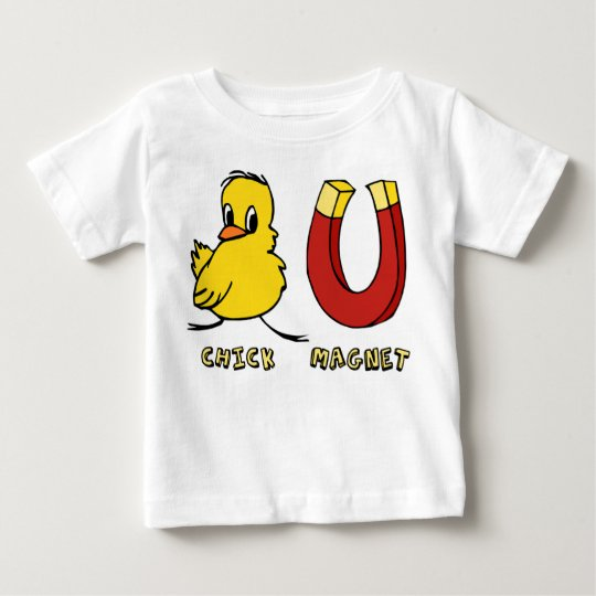 Chick Magnet toddler t-shirt