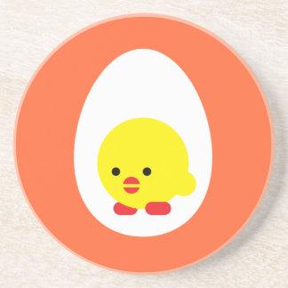Chick n chicks drink coaster