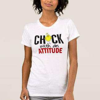 Chick With An Attitude Shirts