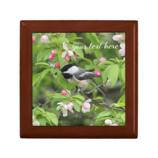 Chickadee Gift Box