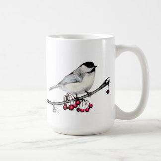 Chickadee Coffee Mugs
