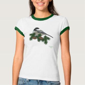 Chickadee (Pine) T-Shirt