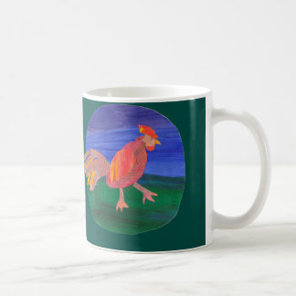 Chicken 11oz Mug Rooster Farm