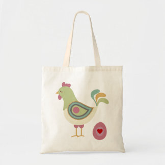 Chicken and the Egg Tote