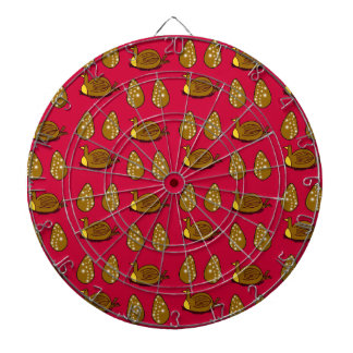 Chicken and the eggs dart boards