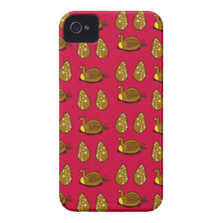 Chicken and the eggs iPhone 4 case
