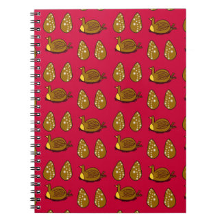 Chicken and the eggs notebooks