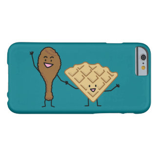 Chicken and Waffles American & Southern Cooking Barely There iPhone 6 Case
