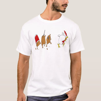 chicken apocalypes T-Shirt