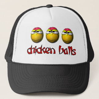 Chicken Balls Hat