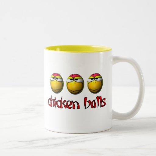 Chicken Balls Mug