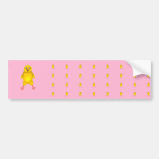 Chicken Bumper Sticker