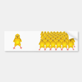 Chicken Bumper Stickers