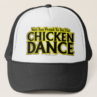 Chicken Dance Trucker Hat