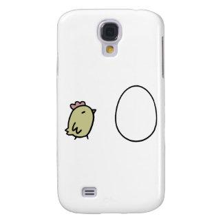 Chicken & Egg Galaxy S4 Case