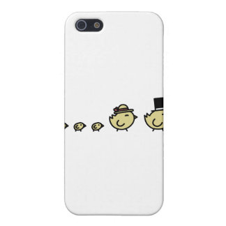 Chicken Family iPhone 5 Covers