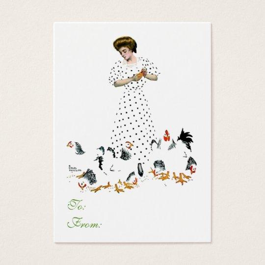 Chicken Feeding Gift Card