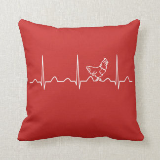 CHICKEN HEARTBEAT CUSHION