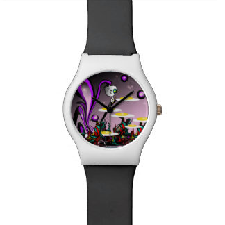 Chicken in Space Watches