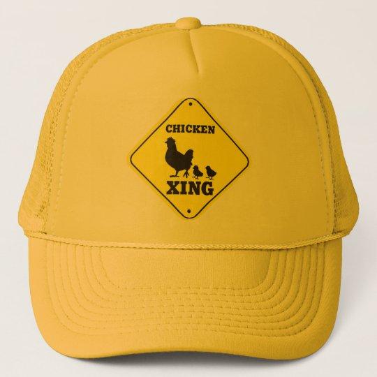 Chicken Lid Cap
