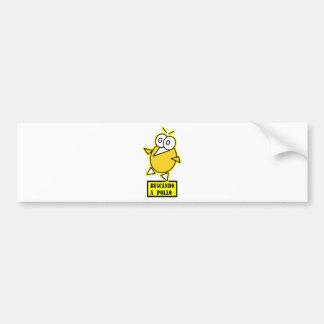 Chicken - Looking for chicken Bumper Stickers
