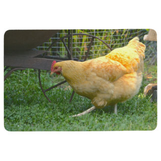 Chicken Lover Floor Mat