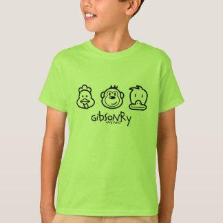 chicken monkey duck T-Shirt