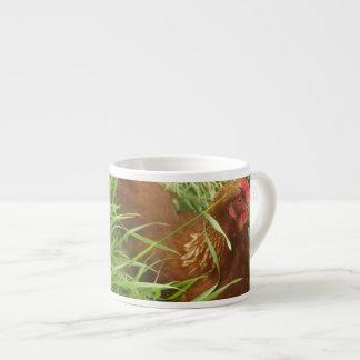 Chicken Mug Espresso Mug